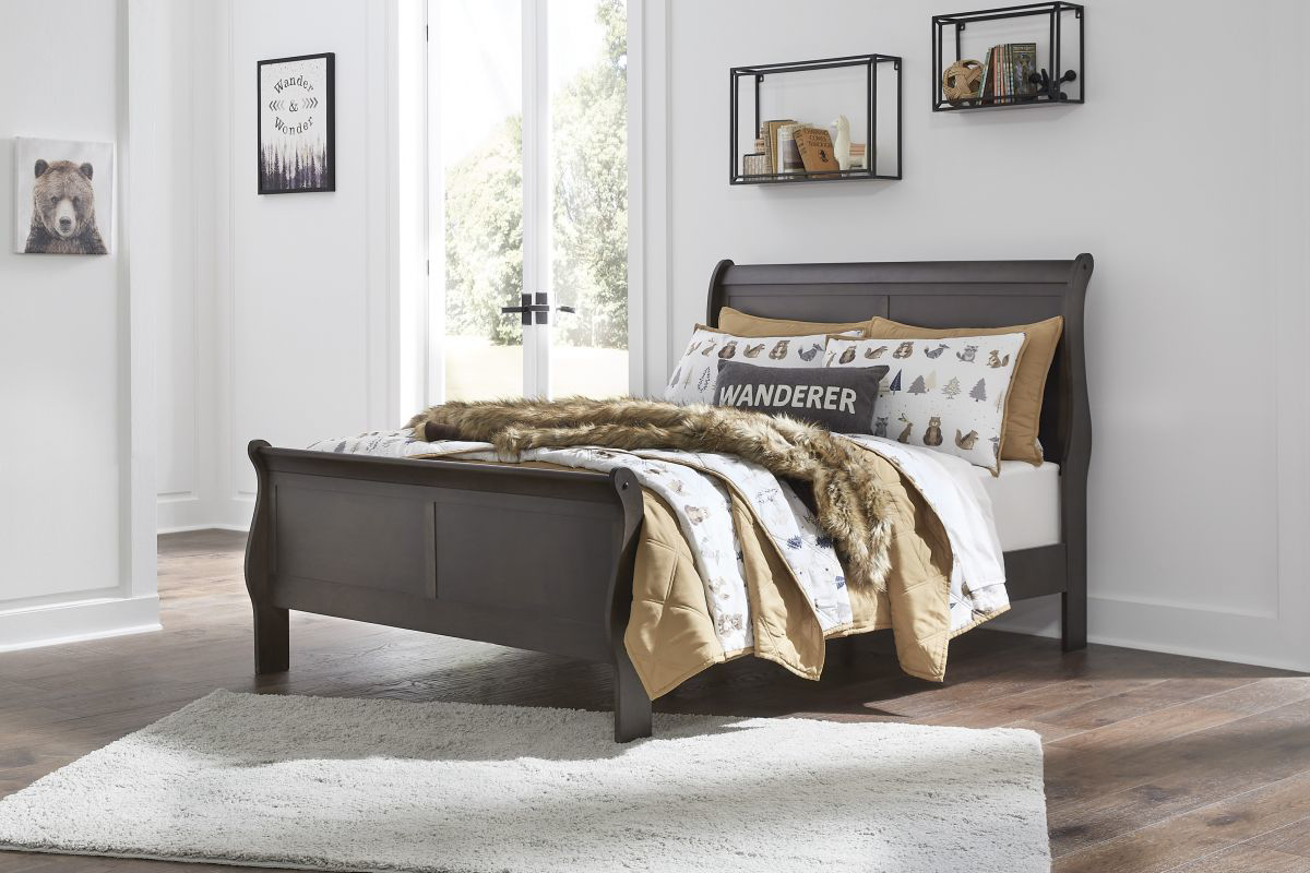 Picture of Leewarden Full Size Bed