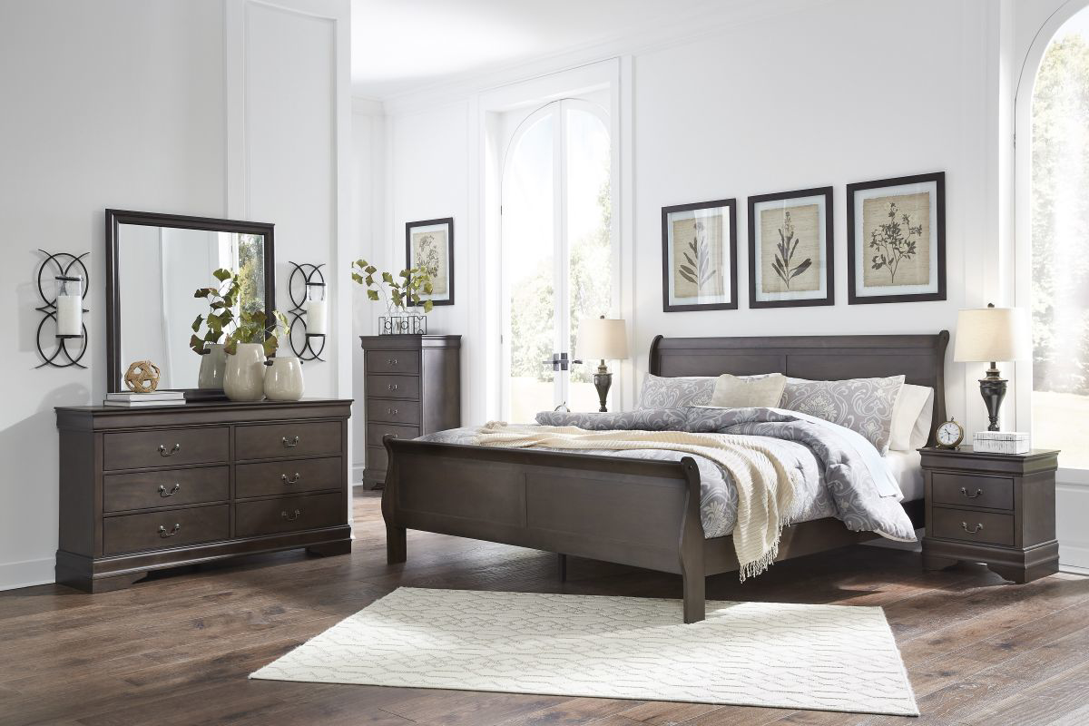 Picture of Leewarden King Size Bed