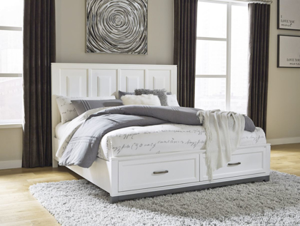 Picture of Brynburg Cal-King Size Bed