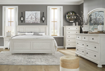 Picture of Robbinsdale Cal-King Size Bed