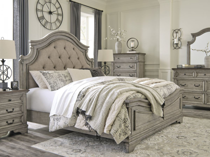 Picture of Lodenbay Queen Size Bed
