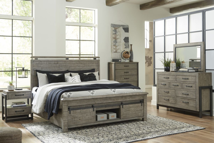 Picture of Brennagan Queen Size Bed