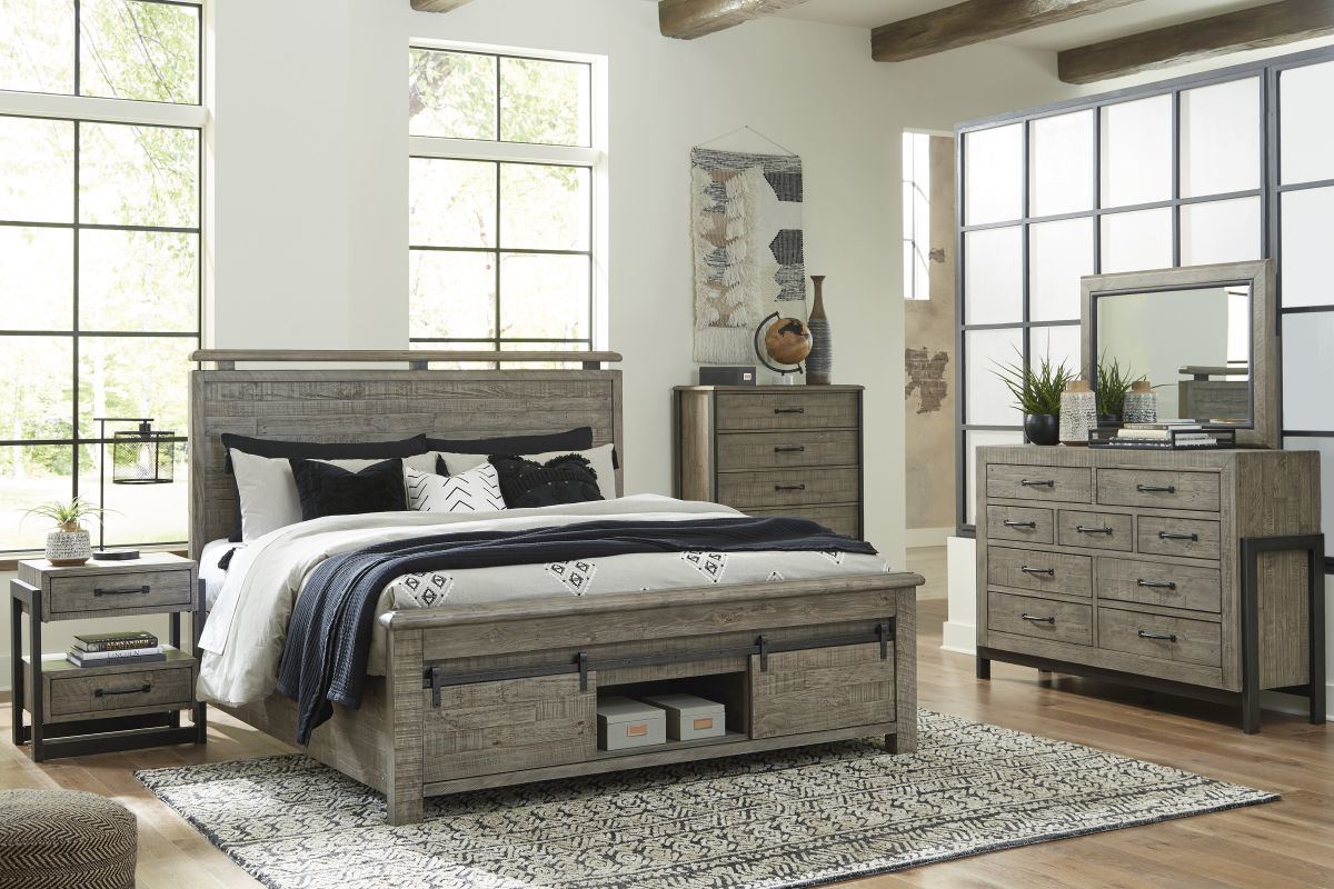 Picture of Brennagan King Size Bed