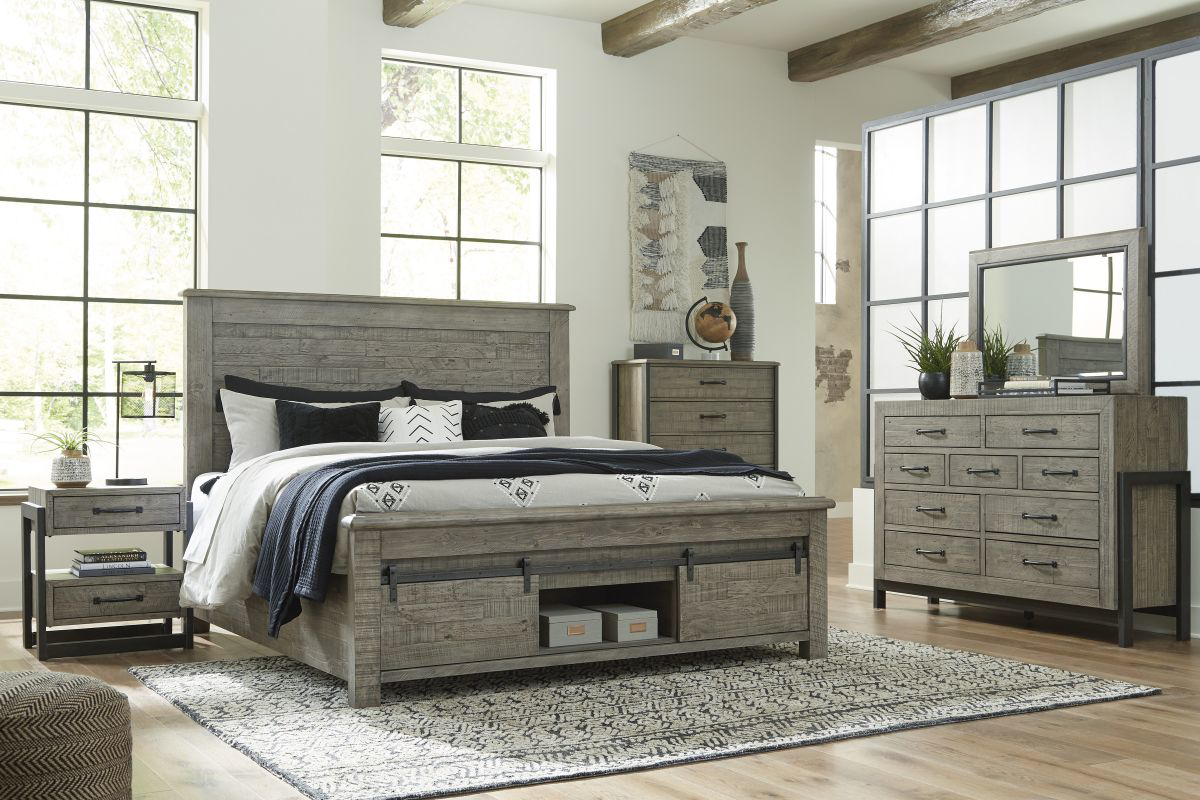 Picture of Brennagan Cal-King Size Bed