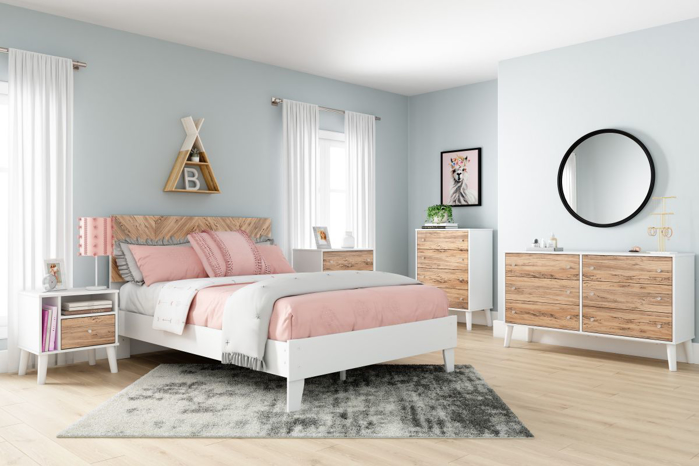 Picture of Piperton Full Size Bed