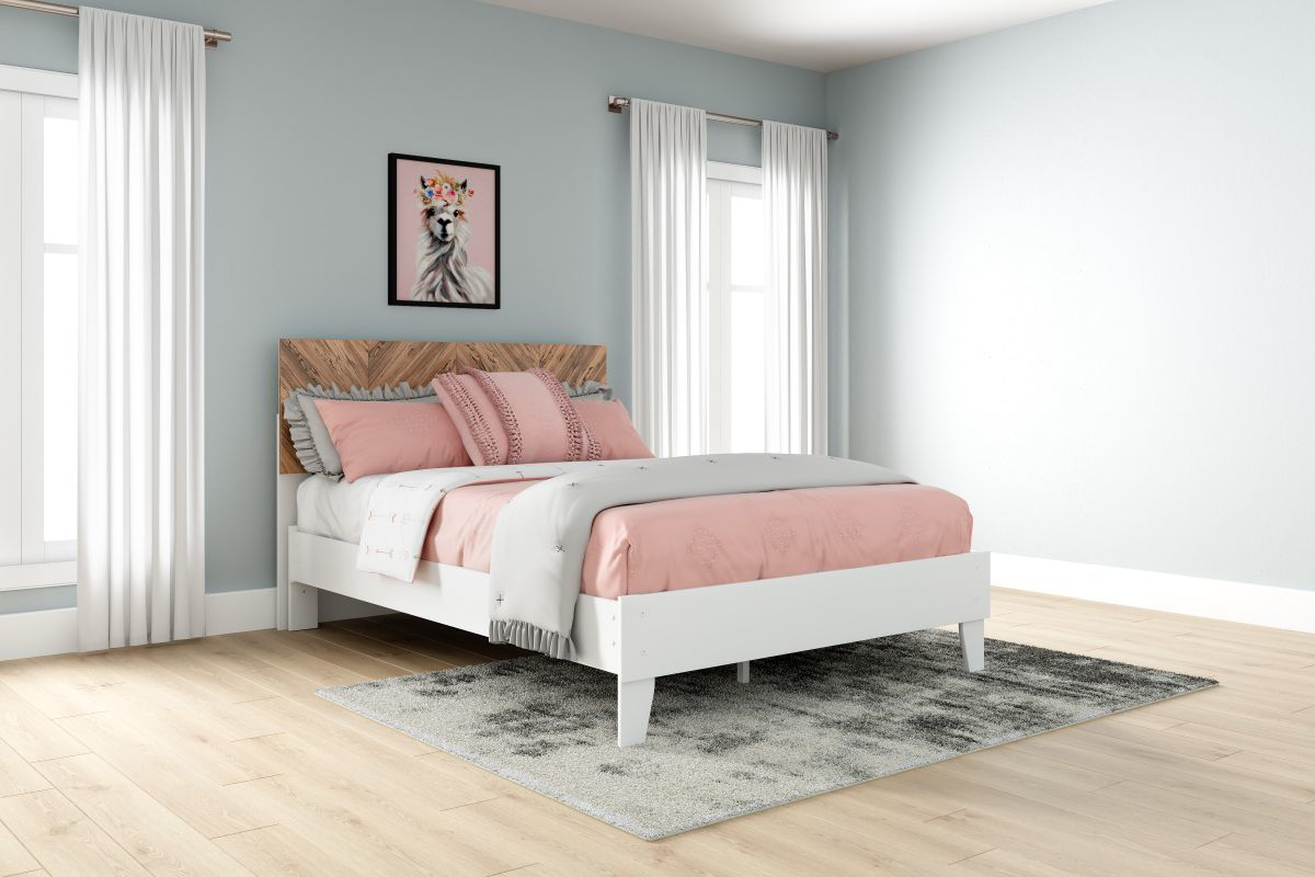 Picture of Piperton Queen Size Bed