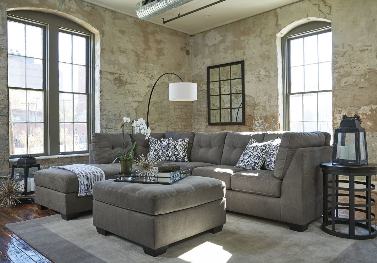 Picture of Pitkin Sectional with Ottoman
