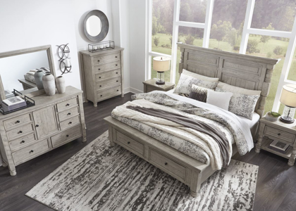 Picture of Harrastone Chest of Drawers