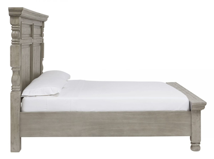 Picture of Harrastone Cal-King Size Bed