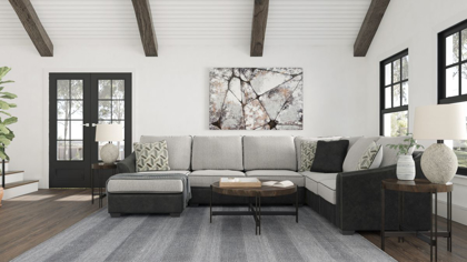 Picture of Bilgray Sectional