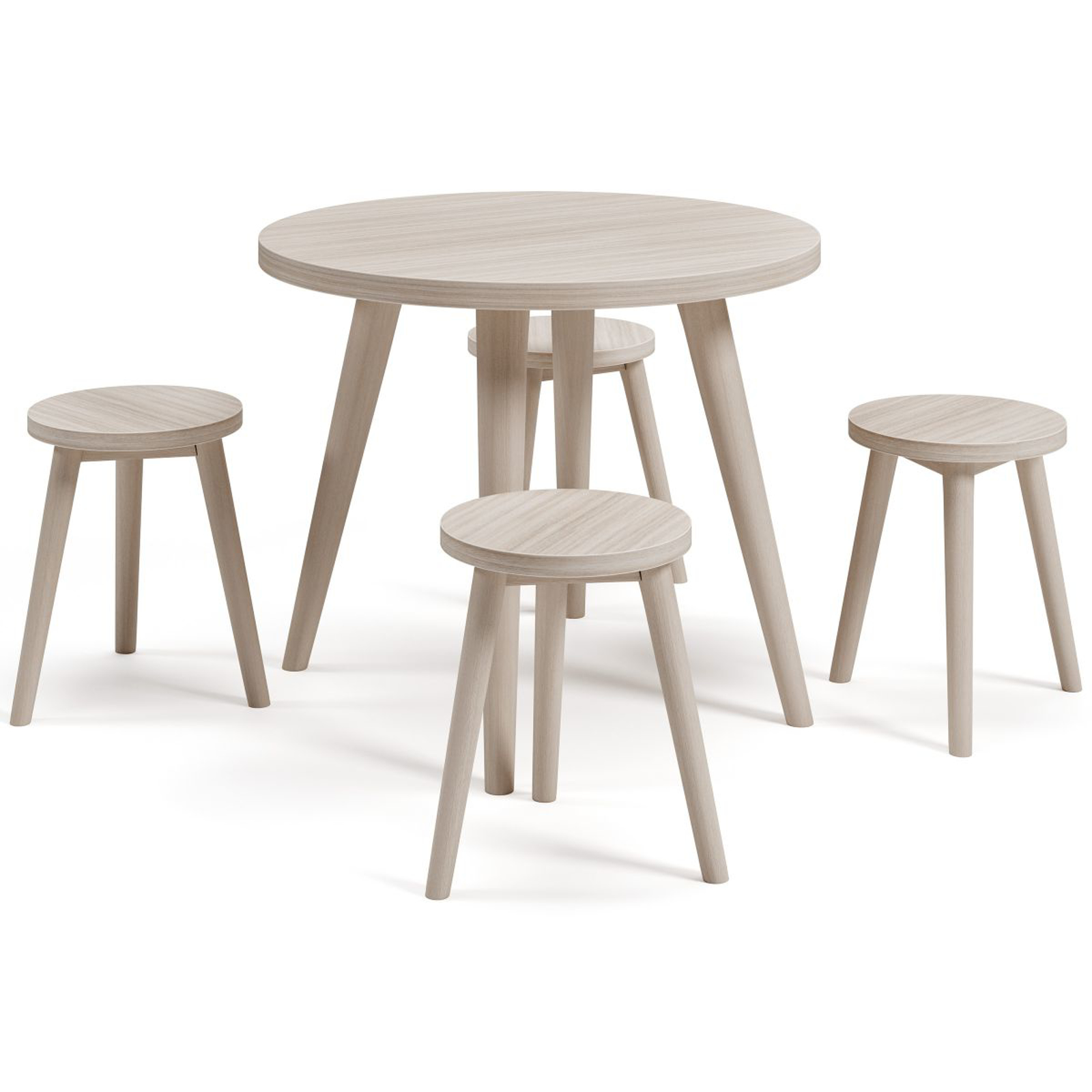 Picture of Blariden Table & 4 Chairs