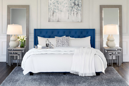 Picture of Vintasso King Size Bed